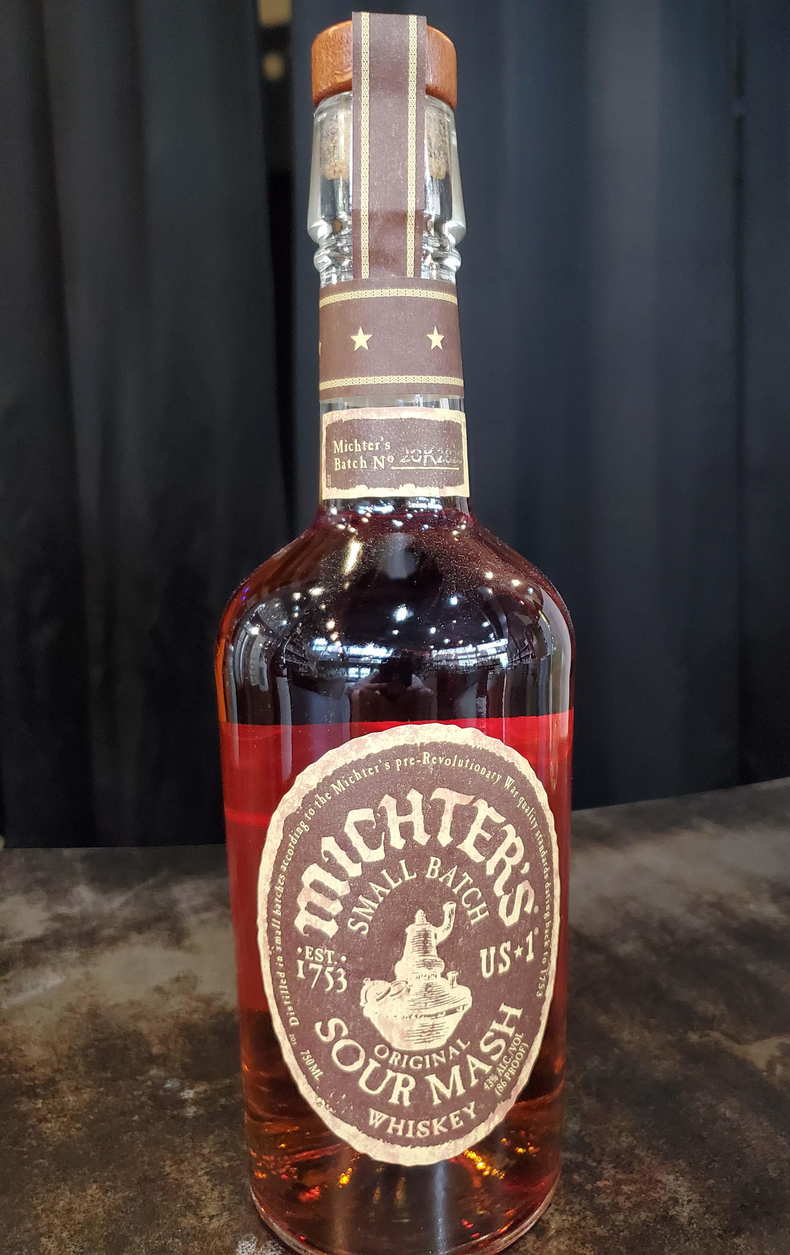 michters-sour-mash-bourbon